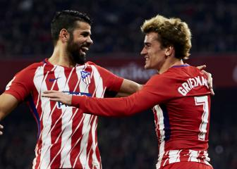 Costa expects Griezmann to stay at Atletico