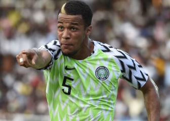 04b8af21d Nike overwhelmed by demand for Nigeria World Cup jersey - AS.com
