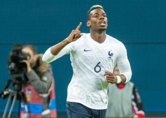 Lloris urges Paul Pogba to step up to be France's