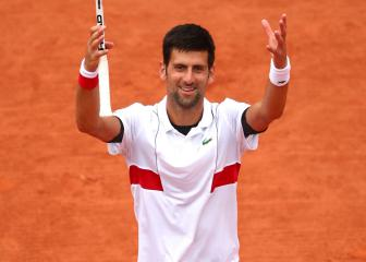 Djokovic battles through to book Verdasco showdown