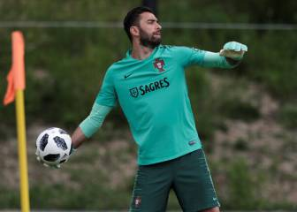 Rui Patricio quits Sporting and blames president for inciting violence