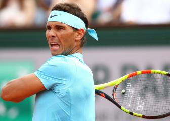 Relentless Nadal pummels Gasquet at French Open