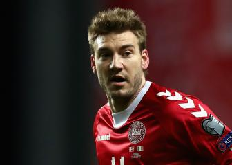 Injured Bendtner misses out on Denmark's World Cup squad