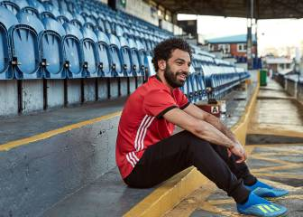 Salah in Egypt World Cup squad