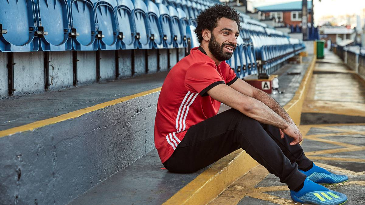 Salah in Egypt World Cup 2018 squad