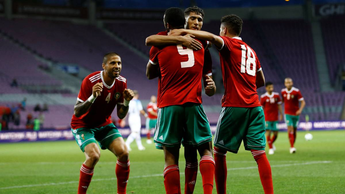 Morocco 2-1 Slovakia: World Cup 2018 friendly match, Live!
