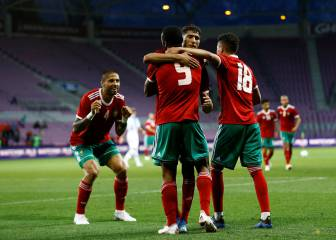 Morocco come back to beat Slovakia as World Cup nears