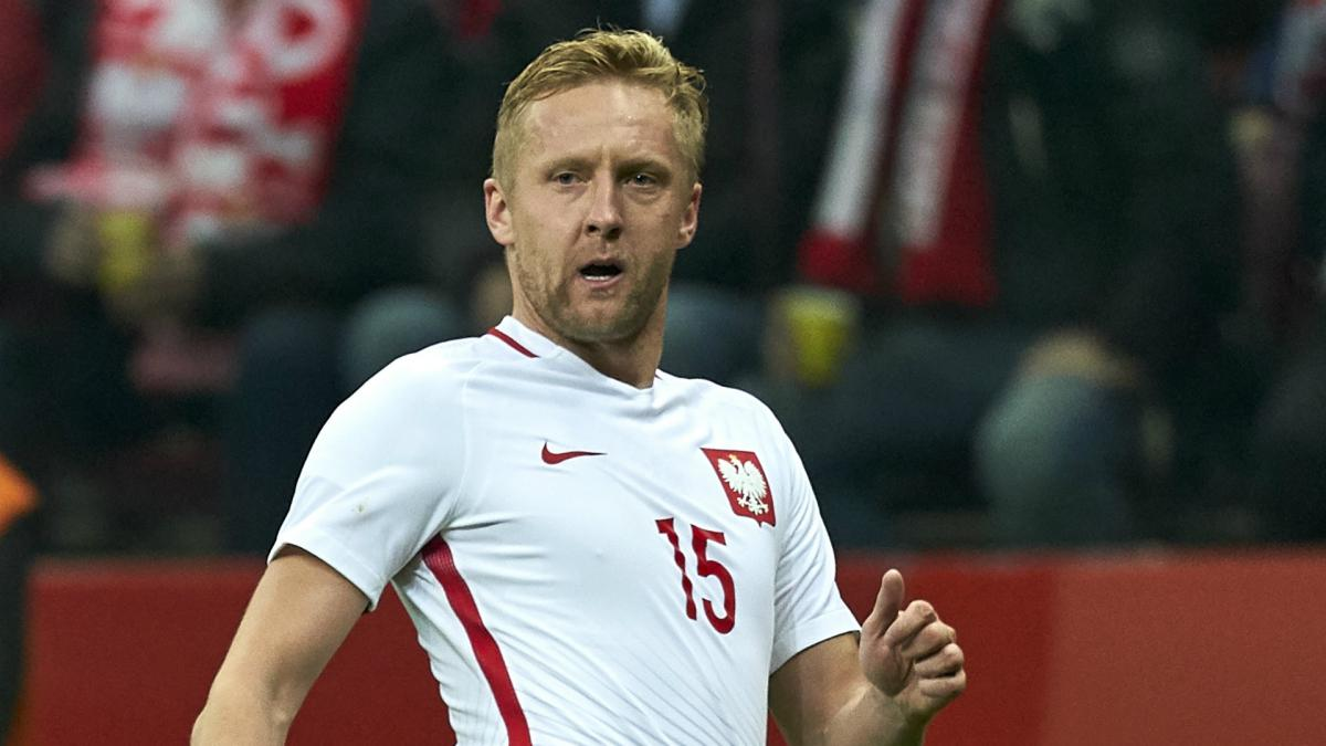 Glik under injury cloud as Poland name squad