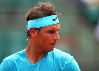 Nadal marches past Marterer into French Open quarters