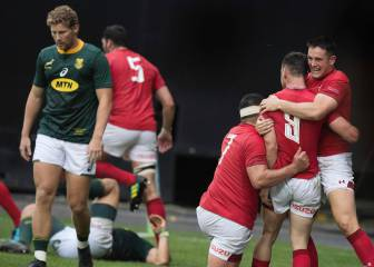 Springboks drop to all-time low no 7 in World Rugby rankings