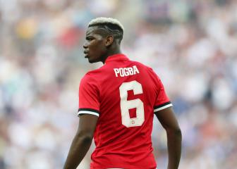 Messi doesn't get criticised for walking – Pogba hits back at critics