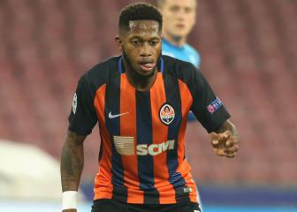 Fred agrees Manchester United switch
