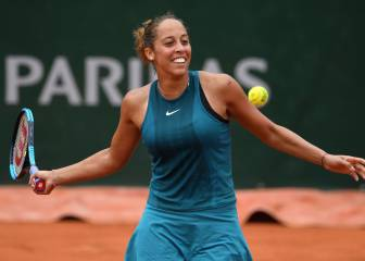 Madison Keys unlocks the door to French Open semis