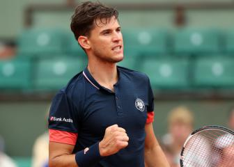 Thiem crushes limping Zverev to reach semi-finals