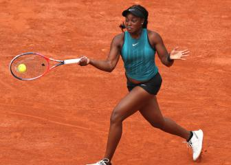 Slick Stephens sets up Keys rematch at Roland Garros