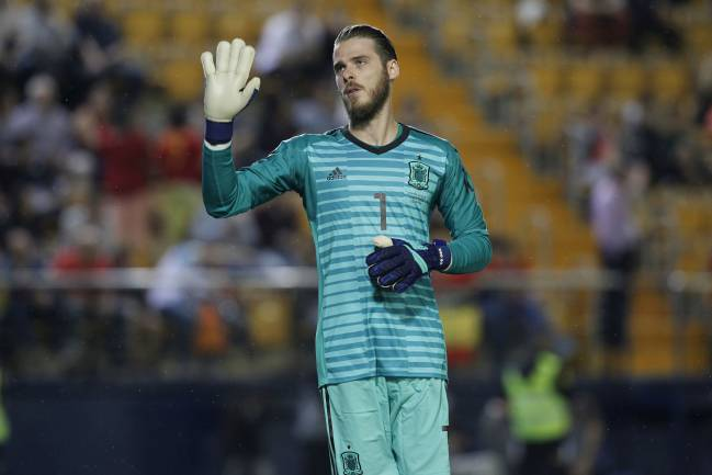 David de Gea | The Spanish number one has been on Madrid's radar for several years.