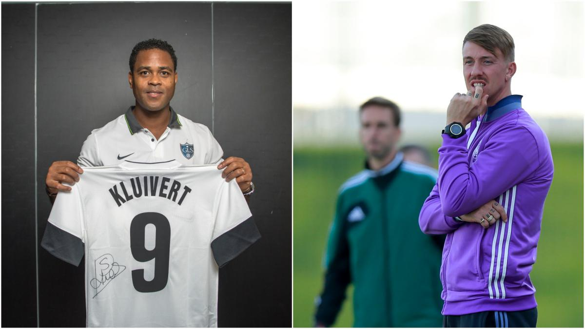 Kluivert and Guti unlikely to get St Mirren role