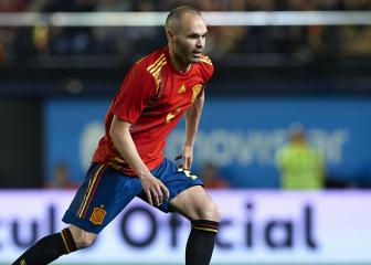 Alonso: Iniesta is an idol to all