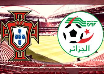 Portugal vs Algeria: how and where to watch