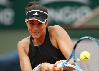 Masterful Muguruza thrashes startled Sharapova
