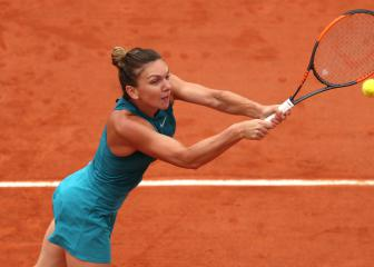 Halep fightback keeps French Open hopes alive