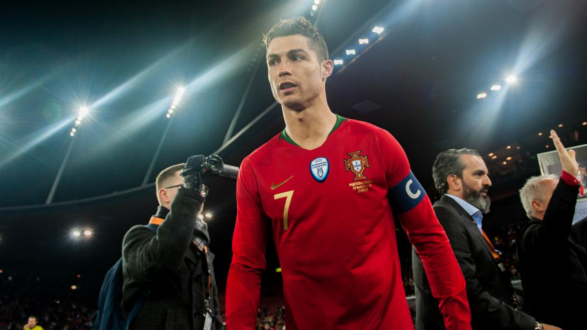Ronaldo: Portugal must be realistic at World Cup
