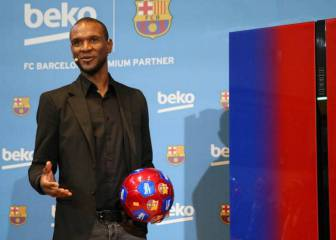 Barcelona confirm Eric Abidal to take over as Technical Secretary