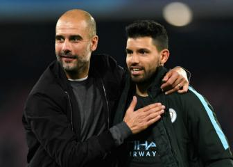 Agüero confirms his plan is to stay at Manchester City