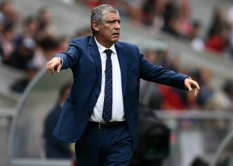 Portugal still far from ideal ahead of World Cup, says Santos