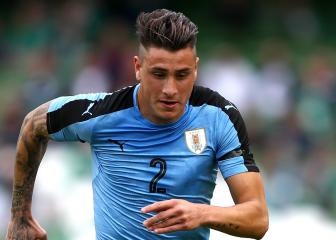 Giménez focused solely on World Cup amid Madrid interest