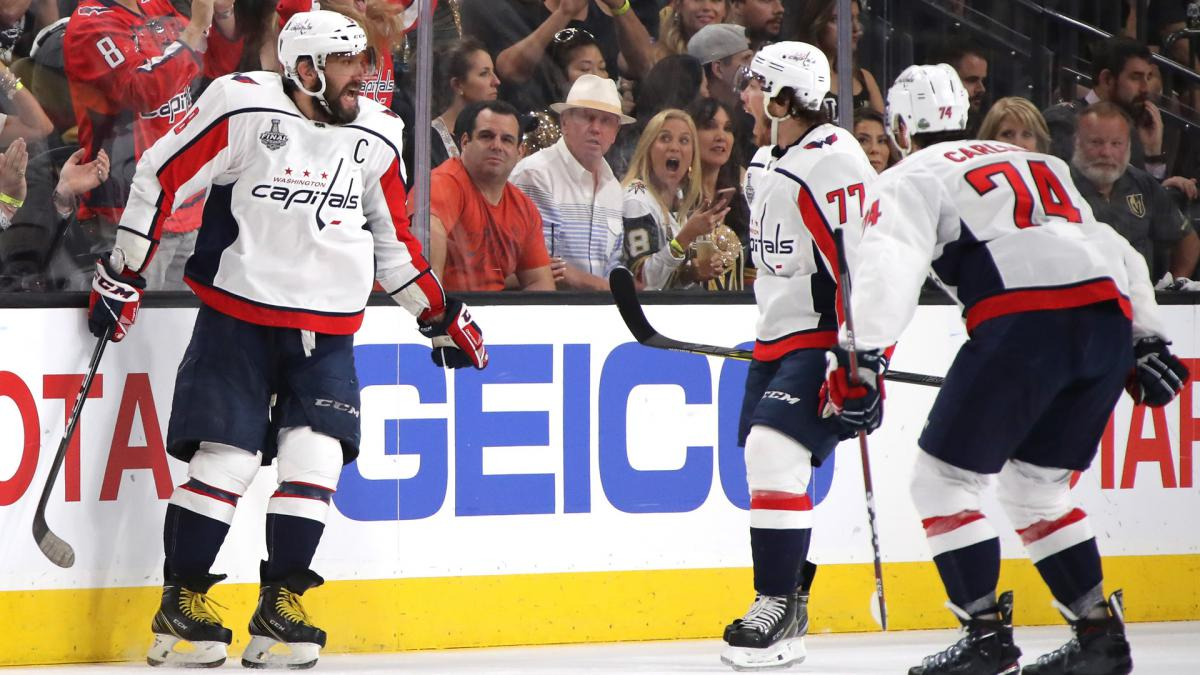 Washington Capitals claim first NHL Stanley Cup title