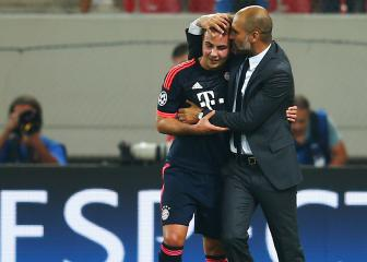 Gotze opens up on Guardiola and 'footballing father' Klopp