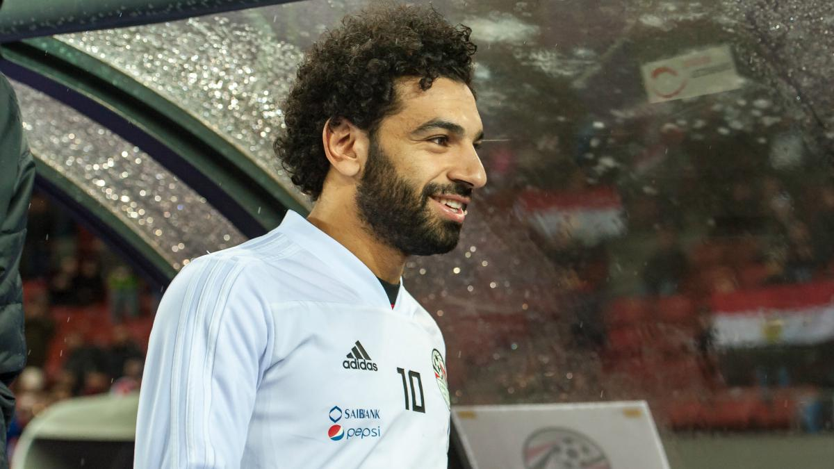 "Salah expects to play in Egypt's World Cup opener: ""I'll be ready"""