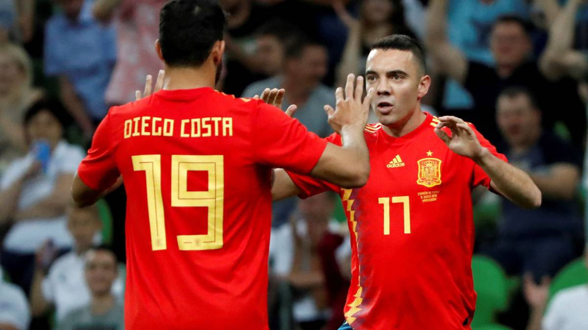 Tunisia 0-1 Spain: how it happened, match report