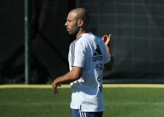 Argentina must rise to Messi's standards, says Mascherano