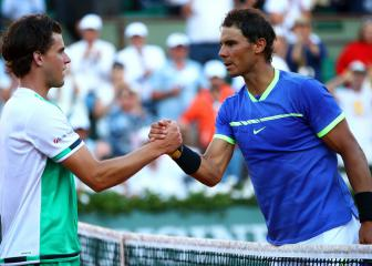 Thiem must come out firing when he faces Nadal artillery