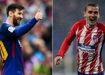 Barça need likes of Griezmann for Champions League - Messi