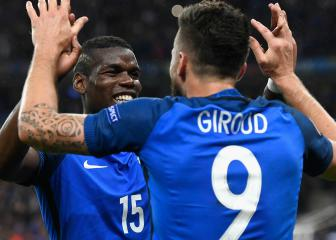 Deschamps: Giroud fit, Pogba to start at World Cup