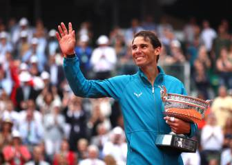 Nadal overcomes Thiem to claim 11th French Open title