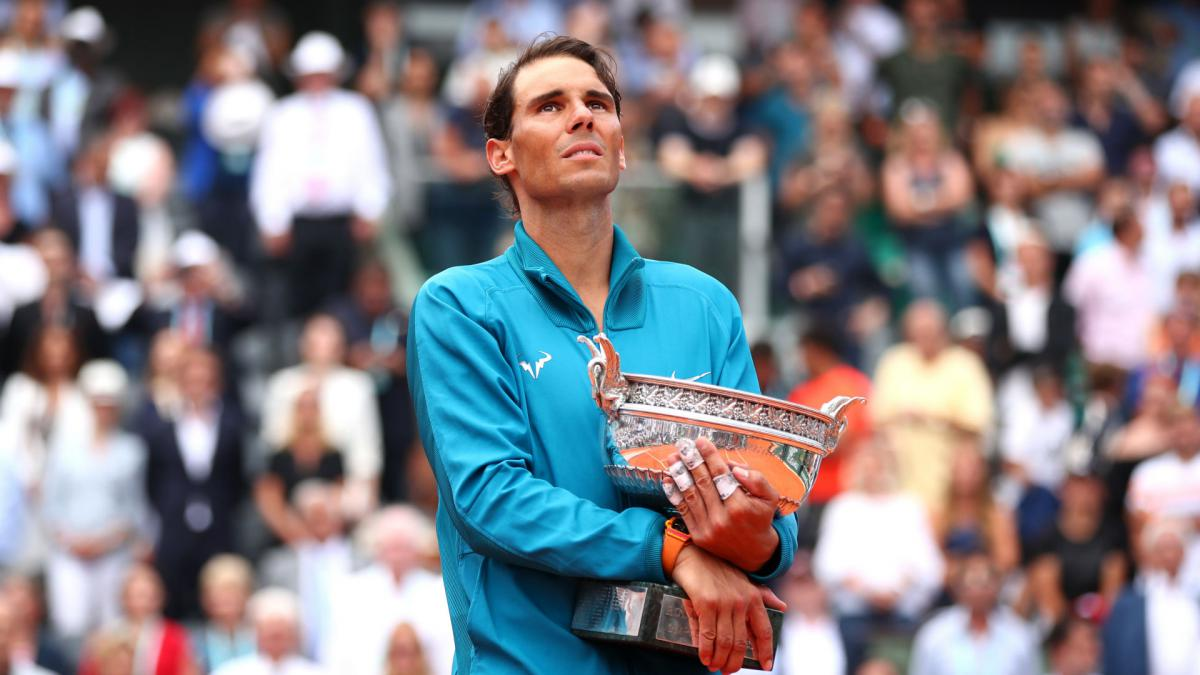 Thiem hails 'outstanding' French Open champion Nadal