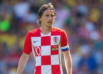 I'd swap Madrid trophies for World Cup glory – Modric