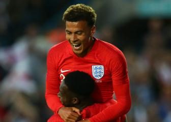 Dele Alli promises to keep a cool head in Russia
