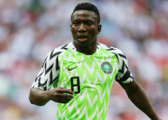 Nigeria midfielder Etebo seals €7.2million Stoke City switch