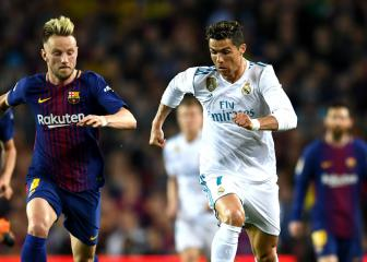 Ronaldo leaving Madrid would make Barca star Rakitic happy