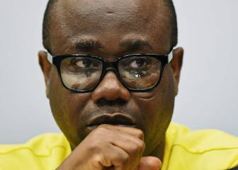 Nyantakyi resigns from Caf and Fifa top positions