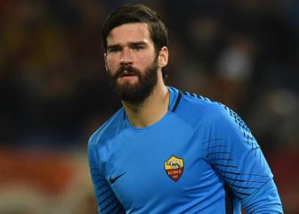 Alisson hints at Roma stay