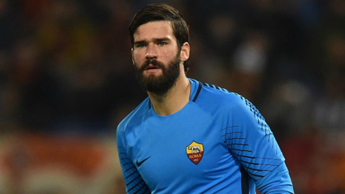 In-demand Alisson hints at Roma stay