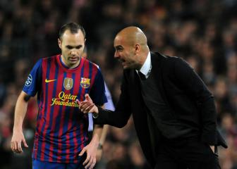 Iniesta never considered Manchester City move