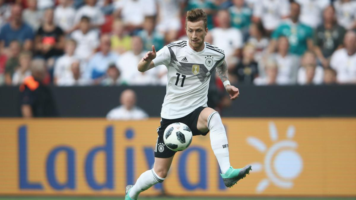 Reus can win the World Cup's Golden Ball, says Cacau