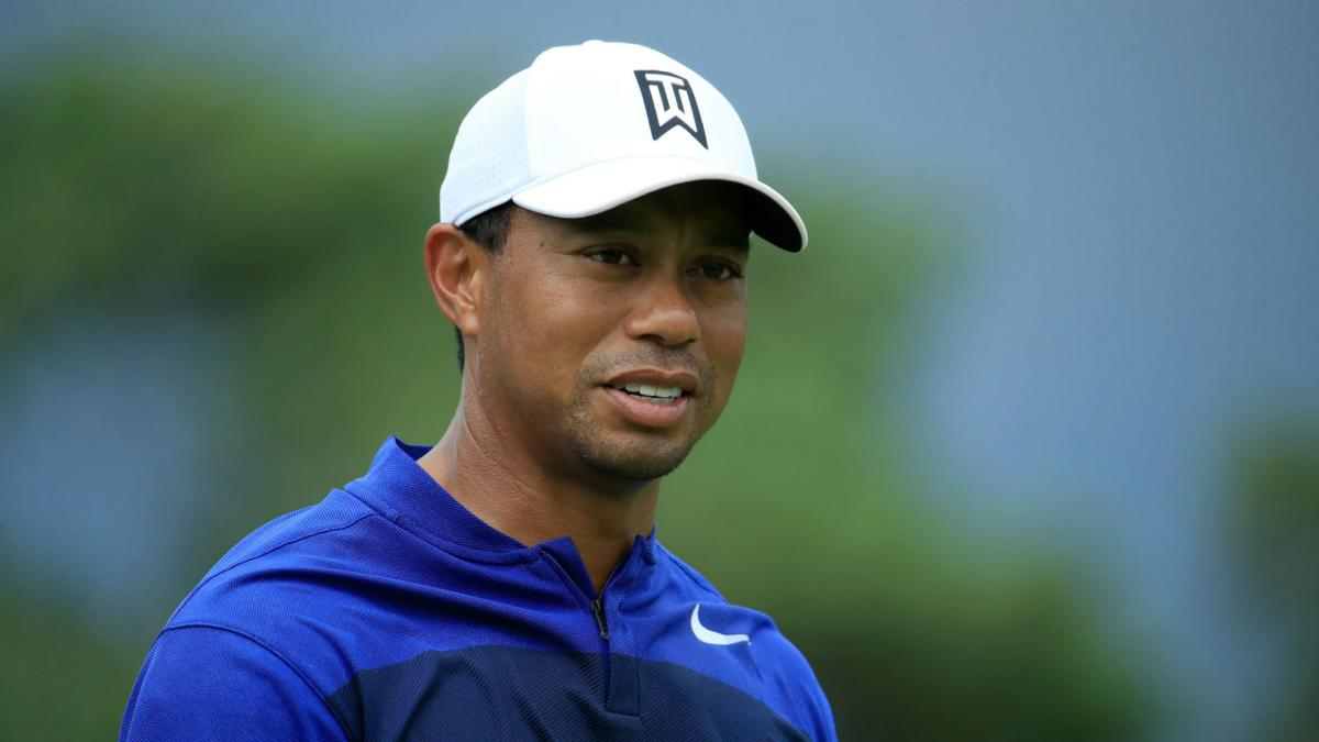 Tiger Woods: I've missed playing the U.S. Open